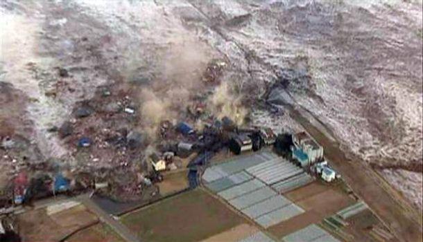 Nakahara Four Minutes News Japan-2011-tsunami
