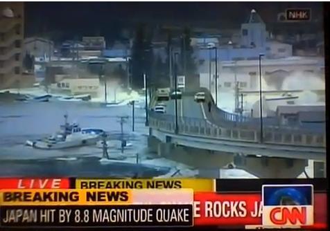 Video Tsunami Jepang 11 Maret 2011