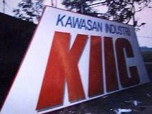 Daftar Lengkap Perusahaan di KIIC,SURYA CIPTA,dan INDOTISEI