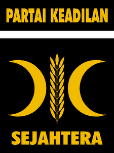 LOGO Partai PKS