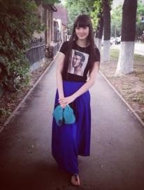 Foto Selfie Sabina Altynbekova