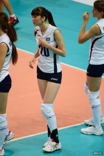 Kumpulan Foto Dan Biodata Sabina Altynbekova Pemain Voli Kazakhstan6